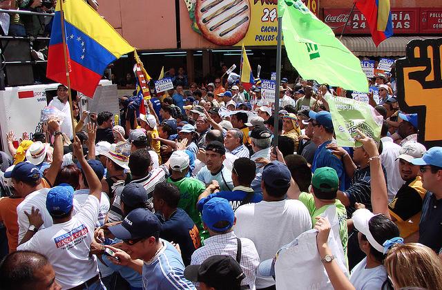 Le Venezuela est-il en train de s'embraser ?