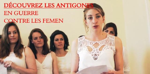 5853685 les antigones en guerre contre les femen1 Entretien avec Iseul, militante Antigone infiltrée chez les Femen