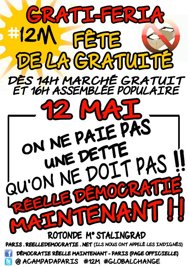 Les «gratiferias » : 100% gratuit, venez prendre ou donner — Le Petit Reportage Recto tract12M A5 versioncouleurs 1