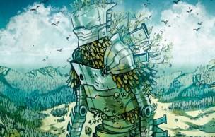 Lien permanent vers Adrastée, une superbe fable mythologique par Mathieu Bablet