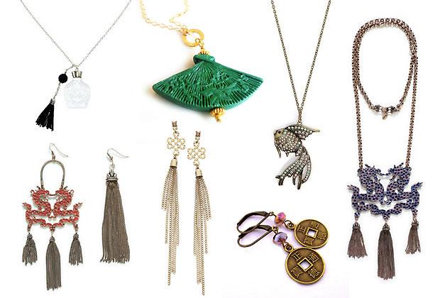 bijoux Les incontournables de la tendance asiatique en 2013