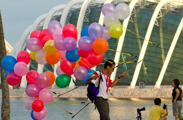 Carte postale de Singapour, cité-État entre modernité et sévérité