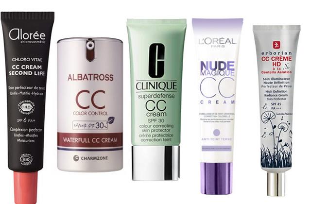 CC Cream : le méga comparatif