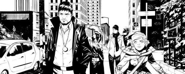cercle3 Le Cercle, des super héros atypiques pour un comics pas comme les autres