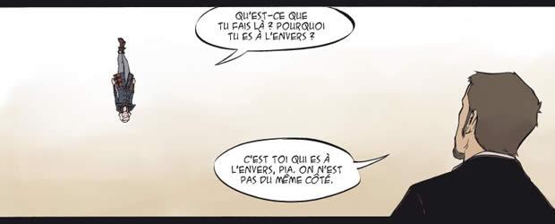 cercle5 Le Cercle, des super héros atypiques pour un comics pas comme les autres