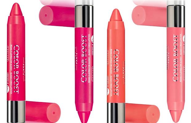 Color Boost, les nouveaux rouges à lèvres Bourjois colorboost