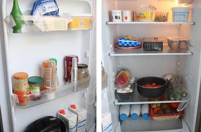 Dans le frigo de… VixenJAE !