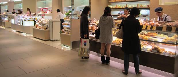 depato Le depato, temple de la consommation   Carte postale du Japon