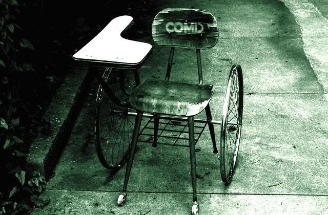 Être une enfant handicapée – Roulez jeunesse !
