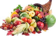 Printemps – Fruits et légumes de saison