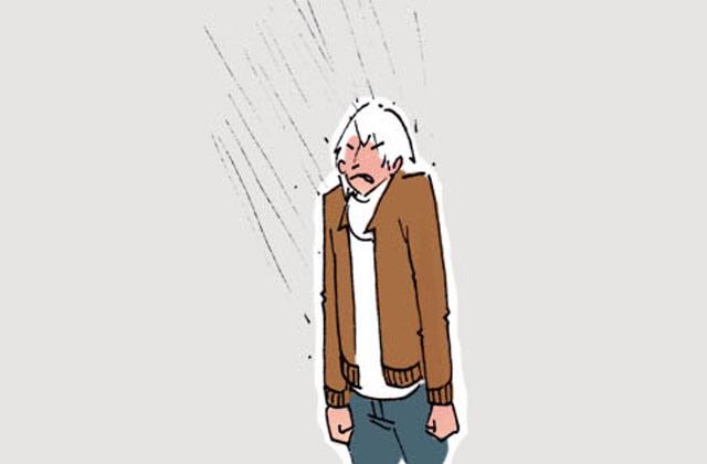 Eh, la météo ? Je t'emm… – Le Dessin de Cy.