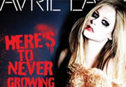 « Here's To Never Growing Up », le nouveau clip d'Avril Lavigne