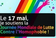 Lien permanent vers La journée mondiale de lutte contre l'homophobie, la biphobie et la transphobie