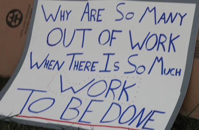 C'est la crise, ils disent… – Lettre ouverte d'une chômeuse fatiguée