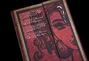 Paperblanks sort un carnet Amy Winehouse