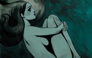 Lien permanent vers «Sirène », un songe en BD par Daphné Collignon