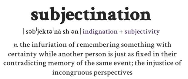 subjectination The Emotionary invente de nouveaux mots pour des émotions réelles