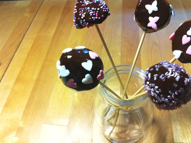 Brochettes Fraises Chocolat madmoiZelle box «Retour des beaux jours » — Recettes & astuces