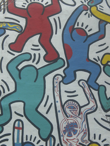 « Keith Haring, the political line » : lexpo à ne pas manquer KeithHaring1
