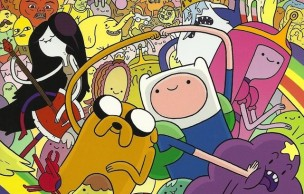 Lien permanent vers Adventure Time est adapté en comics !