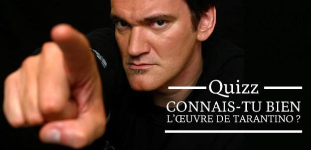Quizz – Connais-tu bien l'oeuvre de Tarantino ?