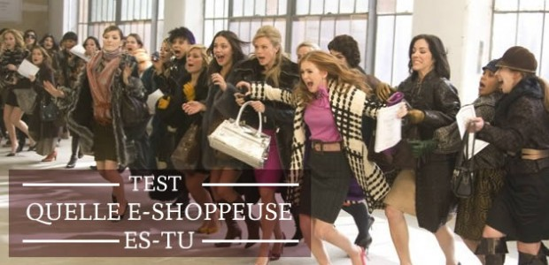 Test — Quelle e-shoppeuse es-tu ?