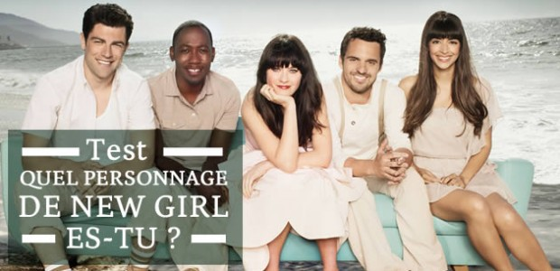 Test – Quel personnage de New Girl es-tu ?