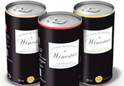 Lien permanent vers Du vin en canettes arrive dans les rayons
