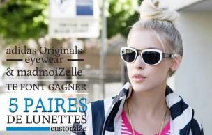 Lien permanent vers Concours : 5 paires de lunettes de soleil Adidas customisées à gagner !