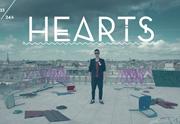 «Hearts », le nouveau clip de Dan Black