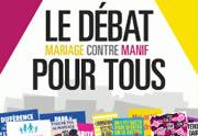 Lien permanent vers Le Débat pour Tous : un livre retrace le débat sur le Mariage pour Tous