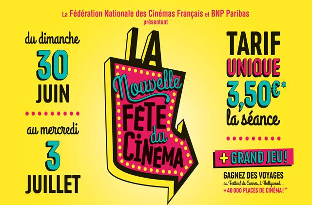 Une nouvelle Fête du Cinéma en 2013 !