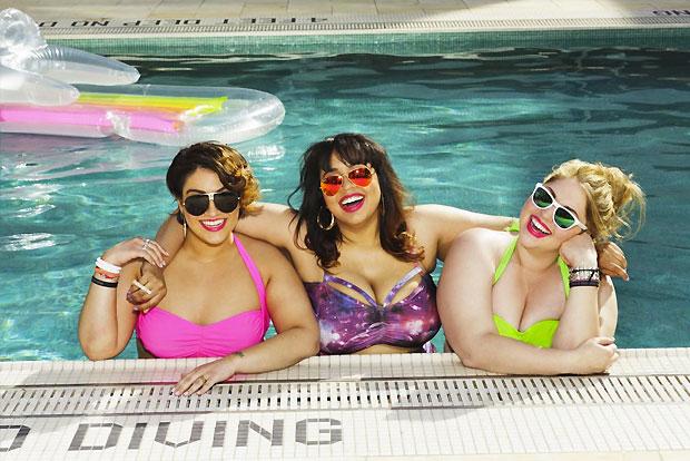 gab Le fatkini, le nouveau maillot de bain grandes tailles