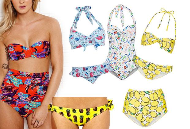 hawaii Les maillots de bains de lété 2013