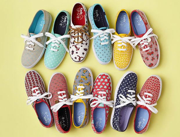 Les sneakers de Taylor Swift pour Keds keds