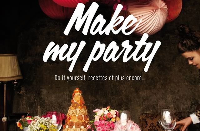 Make my party, le joli livre de Lisa (Make My Lemonade)