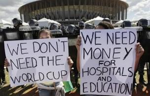 Lien permanent vers Je veux comprendre… les manifestations au Brésil