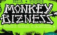 Monkey Bizness (tome 2), une géniale BD totalement tarée