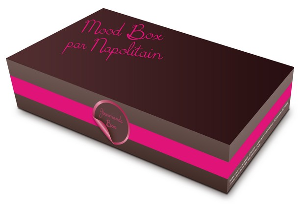 napolitain Les Mood Box by Napolitain