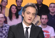 Lien permanent vers Le Palmashow parodie Le Grand Journal