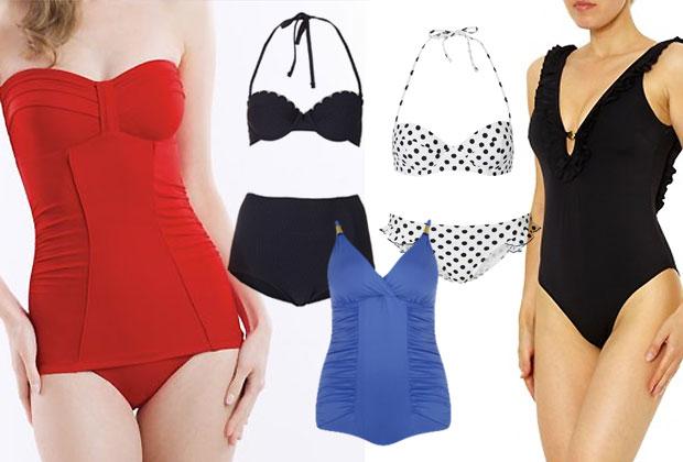 pinup Les maillots de bains de lété 2013