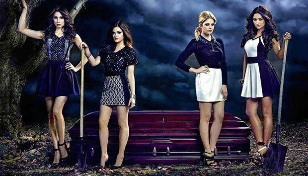 Get The Look — Pretty Little Liars pll