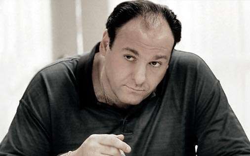 James Gandolfini (Tony Soprano) est mort regardencoin tony soprano