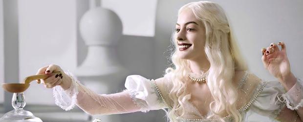 reine blanche Être une femme dans lunivers de Tim Burton