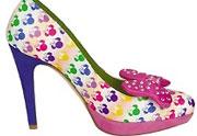 Lien permanent vers Les escarpins de Minnie Mouse revisités par Spartoo