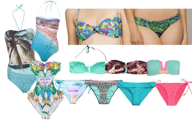 tropic Les maillots de bains de lété 2013
