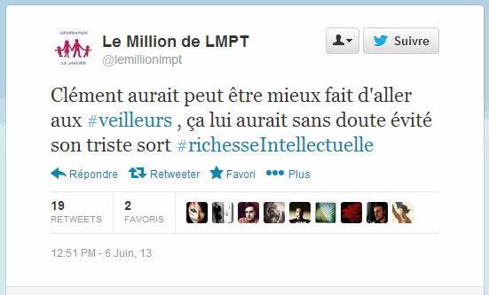 Je veux comprendre... le discours de lextrême droite en France tweet lemillion