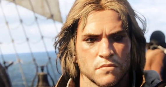 Assassins Creed 4 : le gameplay se dévoile Assassins Creed 4 Trailer Edward Kenway
