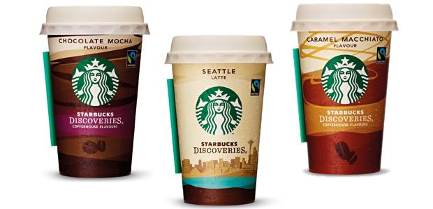 Discoveries Starbucks Bon plan Starbucks : une boisson fraîche à moitié prix !