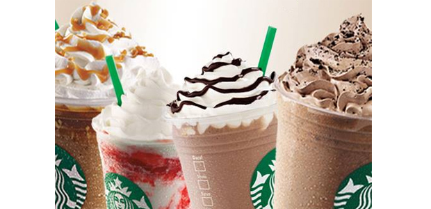 Bon plan Starbucks : une boisson fraîche à moitié prix ! Frappuccino Starbucks